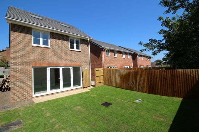 Thumbnail Detached house for sale in Botley Road, Park Gate, Southampton