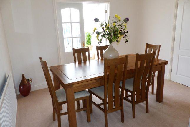 Dining Room of Mathern Way, Bulwark, Chepstow NP16