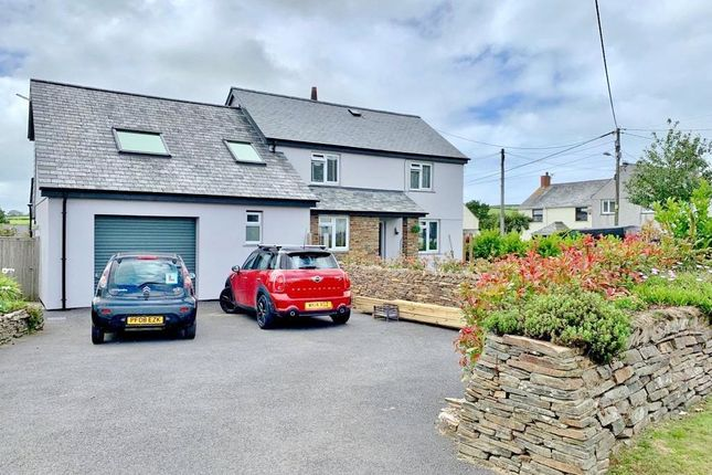 Thumbnail Detached house to rent in Tethadene, St. Teath, Bodmin