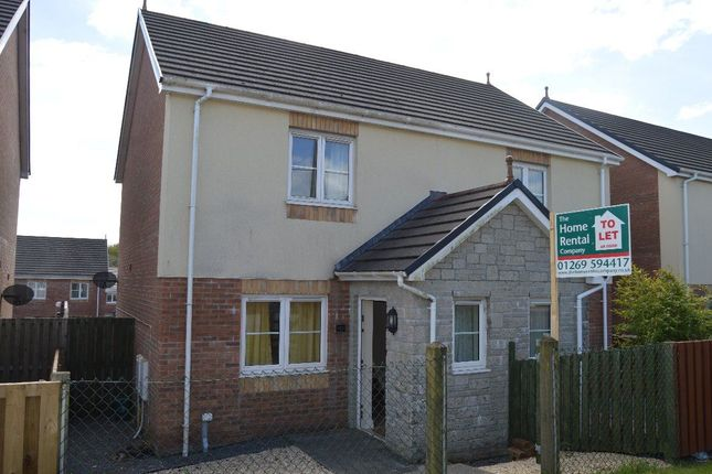Thumbnail Property to rent in Penybanc Road, Ammanford