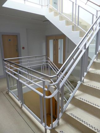 Stairwell 1 of Suite F, Third Floor, 19 Upper King Street, Norwich NR3
