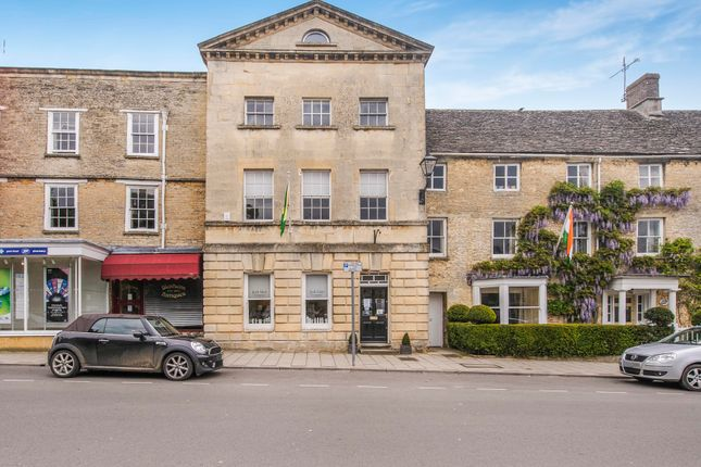 Thumbnail Town house for sale in Market Place, Fairford