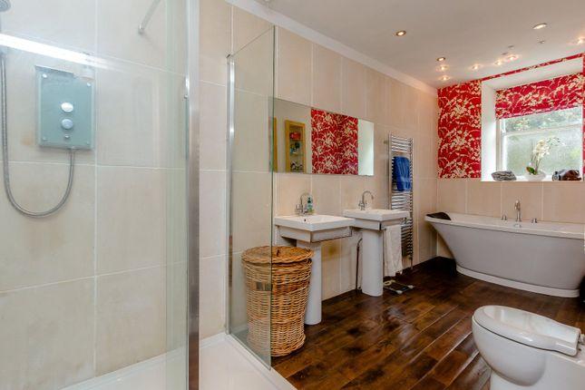 Bathroom of Linden Park, Auchterarder, Perthshire PH3