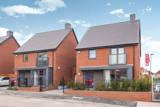 Thumbnail Link-detached house for sale in Oakhill Drive, Marksbury Road, Bristol
