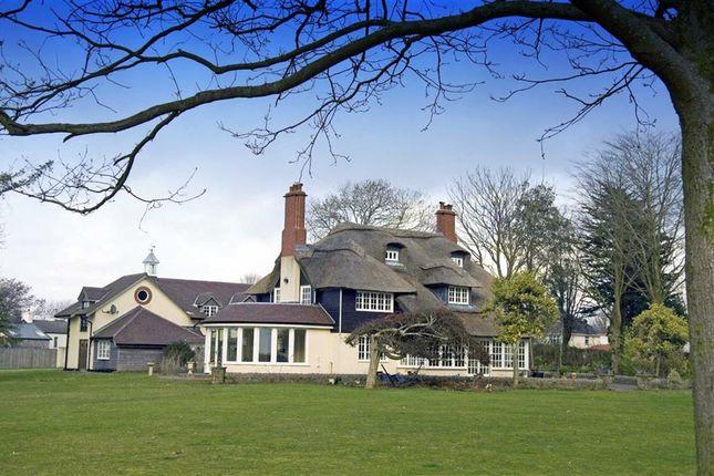 Thumbnail Detached house for sale in Bishopston Road, Bishopston, Swansea