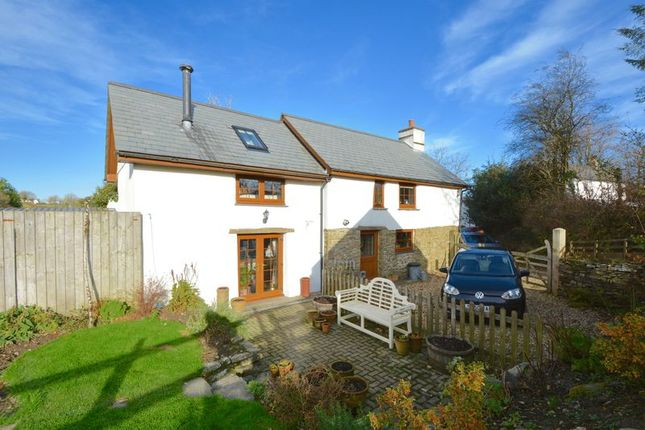 Thumbnail Barn conversion for sale in Eworthy, Beaworthy