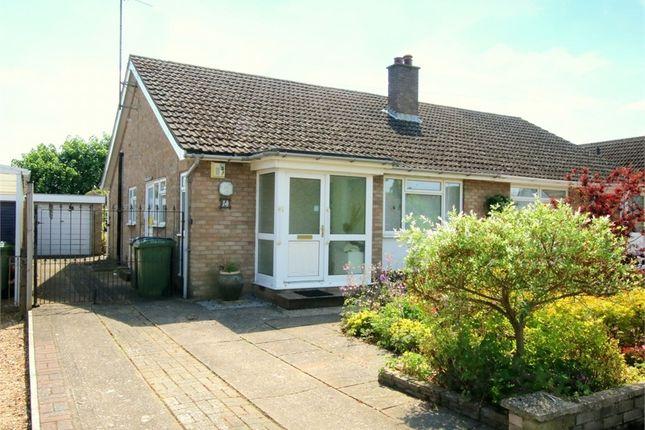 Thumbnail Semi-detached bungalow for sale in Wheatsheaf Road, Eaton Socon, St. Neots