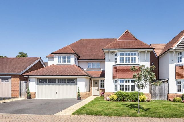 Thumbnail Detached house for sale in Jennetts Park, Bracknell