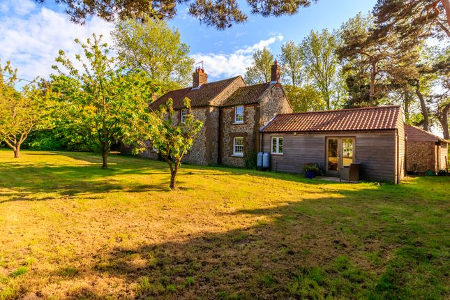 Detached house for sale in Bagthorpe, King's Lynn