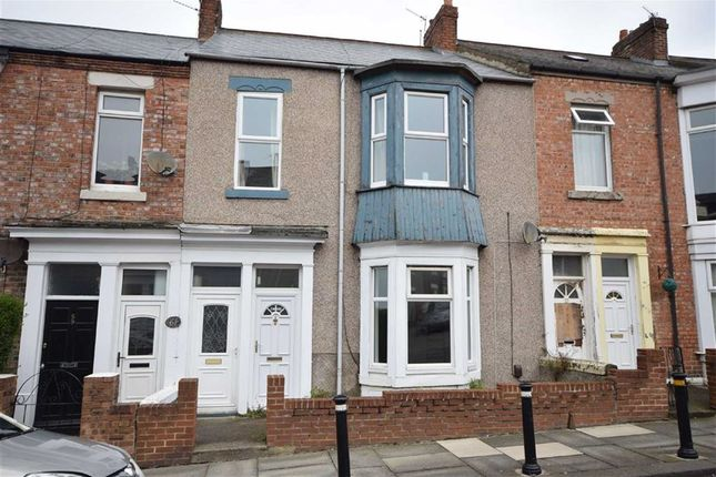 Thumbnail Flat to rent in Northcote Street, South Shields