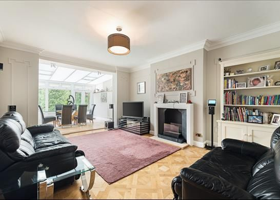 Thumbnail Property to rent in The Avenue, Queens Park, London