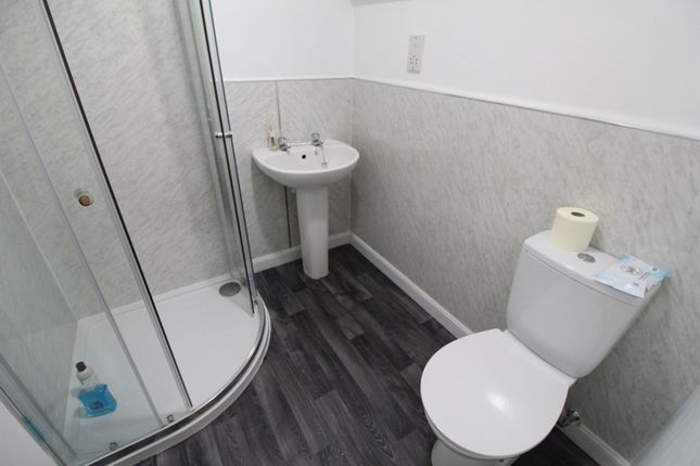 Shower Room of 2 Union Lane, Ellon AB41