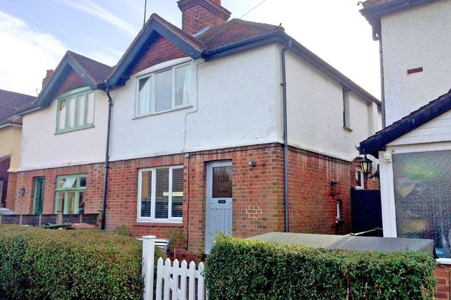 Thumbnail Semi-detached house for sale in Station Road, Shalford, Guildford