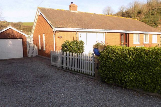 Thumbnail Detached bungalow for sale in Earls Drive, Kingsand, Torpoint