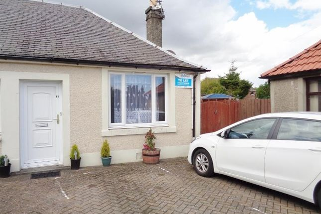 Thumbnail Semi-detached bungalow to rent in North Street, Leslie, Glenrothes