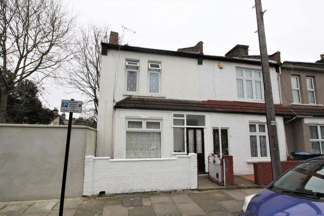 Thumbnail End terrace house for sale in Marsden Road, London