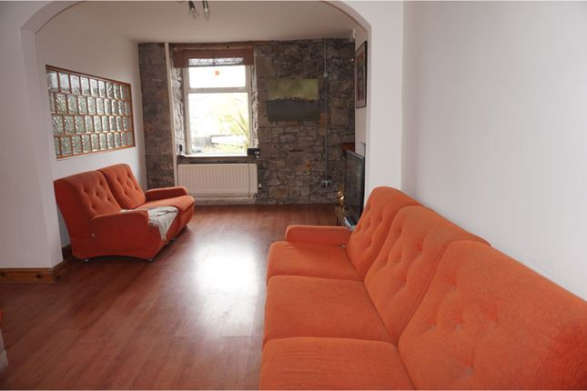 Thumbnail Terraced house for sale in Tramroad Terrace, Merthyr Tydfil