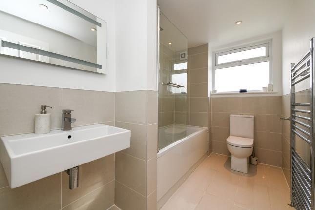 Bathroom of Graham Close, Billericay CM12