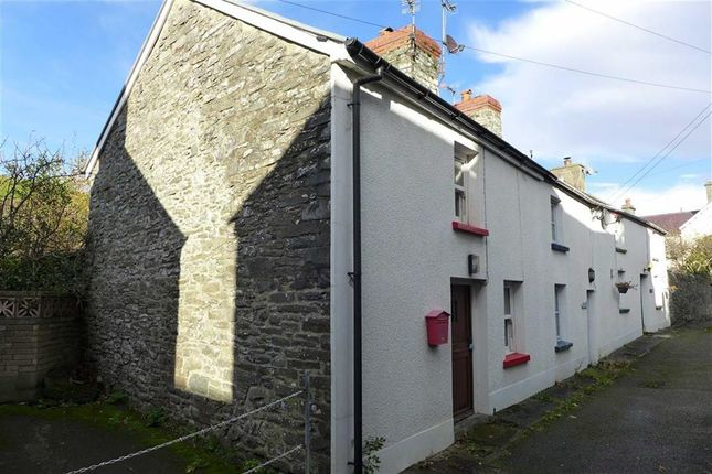 Thumbnail Terraced house for sale in Llanrhystud, Ceredigion