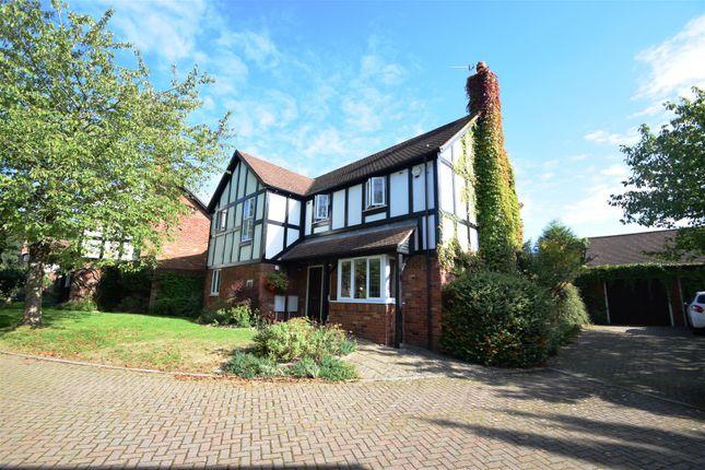 Thumbnail Detached house for sale in Holmwood Gardens, Westbury-On-Trym, Bristol