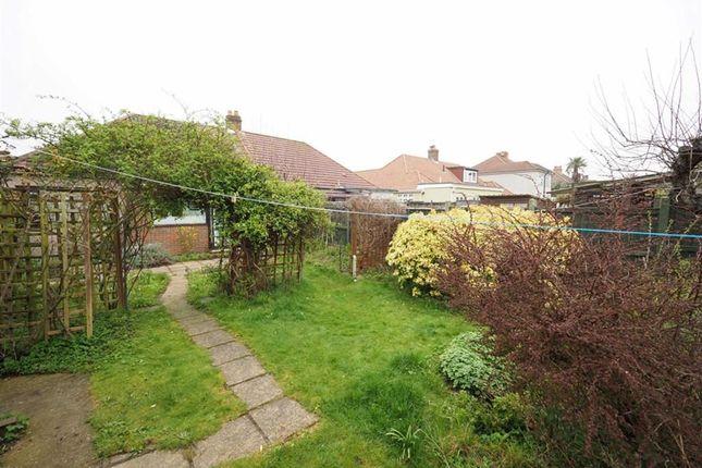 Thumbnail Semi-detached bungalow for sale in Brampton Road, Bexleyheath, Kent