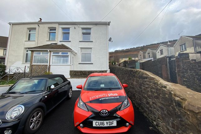Thumbnail Semi-detached house for sale in Llwynypia -, Llwynpia