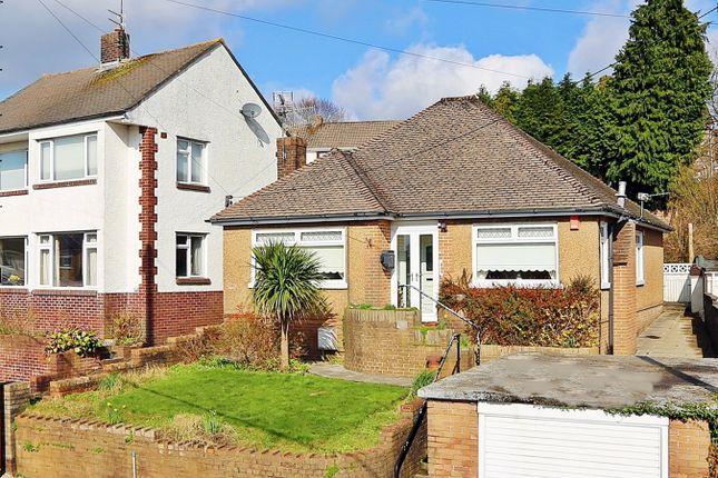 Thumbnail Detached bungalow for sale in Church Road, Tonteg, Pontypridd