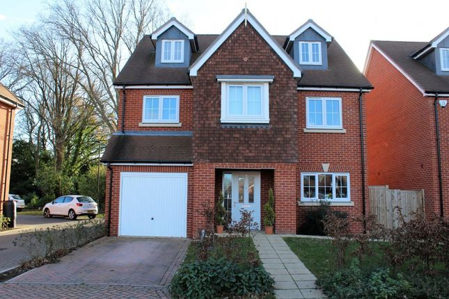 Thumbnail Detached house for sale in Ash Green, Ash Green