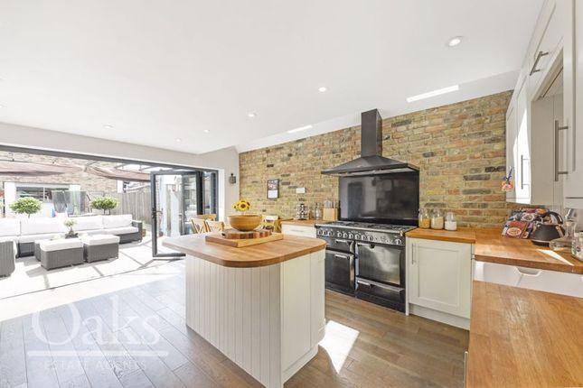 Thumbnail Terraced house for sale in Leslie Park Road, Croydon