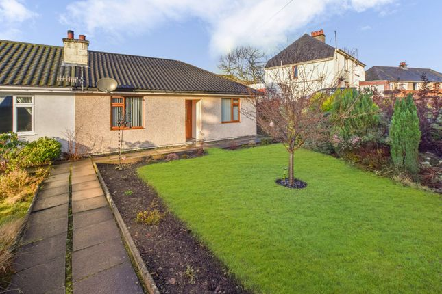 Thumbnail Semi-detached bungalow for sale in Tomcroy Terrace, Pitlochry