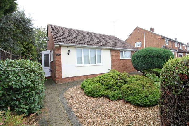 Thumbnail Detached bungalow for sale in Fairgreen Road, Caddington, Luton