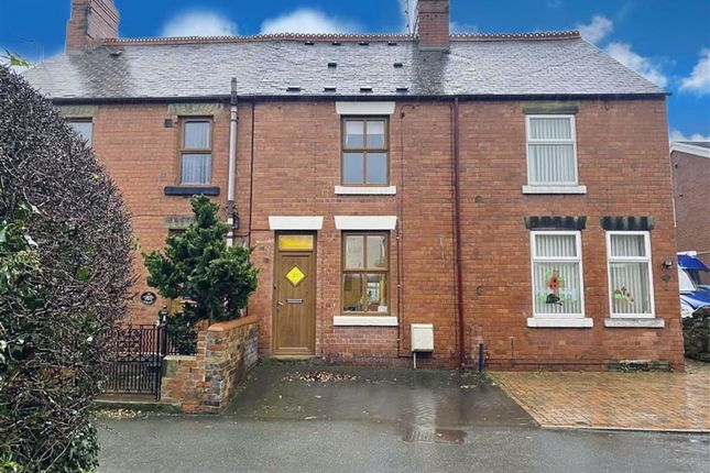 Thumbnail Terraced house for sale in Hall Street, Penycae, Wrexham