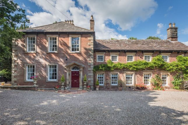 Thumbnail Detached house for sale in The Oaks, Dalston, Carlisle, Cumbria