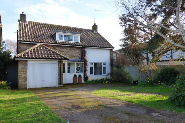 Thumbnail Detached house for sale in Upper Belgrave Road, Seaford