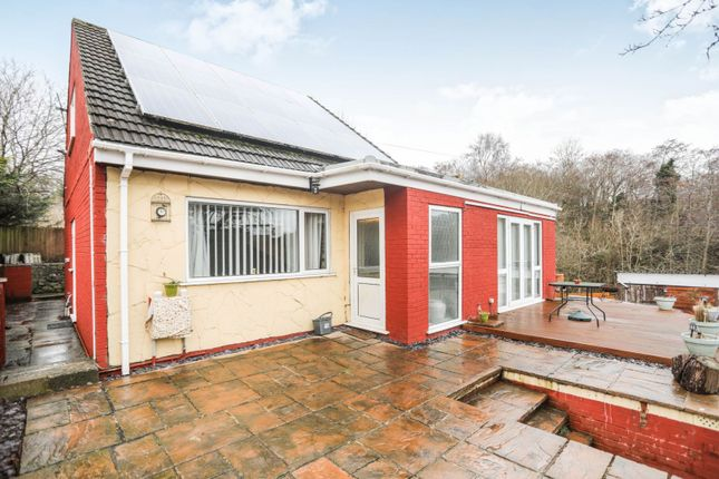 Thumbnail Bungalow for sale in Heol Evan Wynne, Bargoed