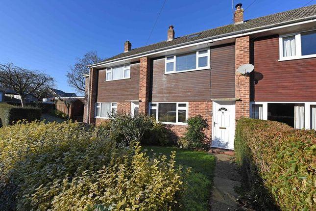 Thumbnail Terraced house for sale in Fawconer Road, Kingsclere, Newbury