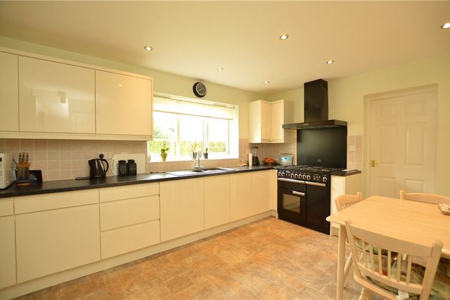 Dining Kitchen of Manor Close, Drighlington, Bradford BD11