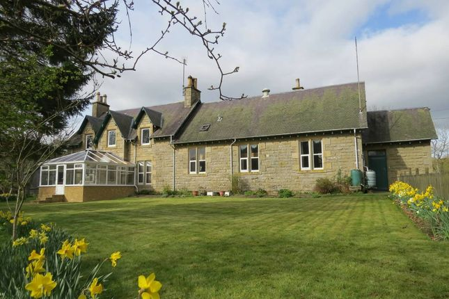 Thumbnail Detached house for sale in Cogsmill Old School House, Hawick