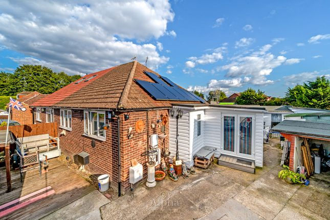 Thumbnail Semi-detached bungalow for sale in The Rowans, Ferry Avenue, Staines-Upon-Thames