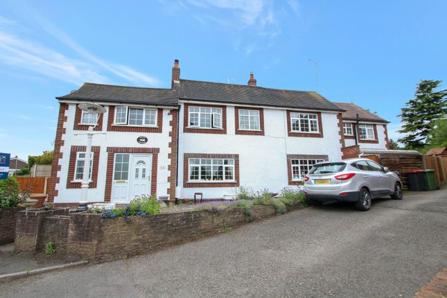 Thumbnail Detached house for sale in Common Lane, Polesworth, Tamworth