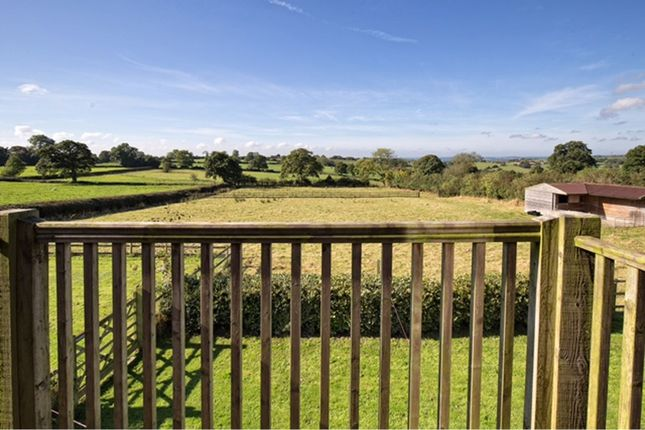 Thumbnail Detached house for sale in Sandon Road Hilderstone, Stone