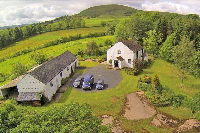 Thumbnail Detached house for sale in Sparket Farm, Thackthwaite, Penrith, Cumbria