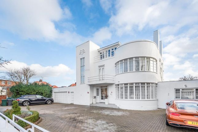 Thumbnail Detached house to rent in Downage, Hendon
