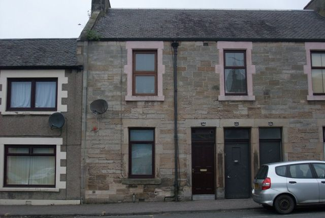 Thumbnail Flat to rent in St Clair Street, Kirkcaldy, Fife