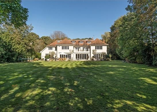 Thumbnail Detached house for sale in Church Road, Richmond, Surrey