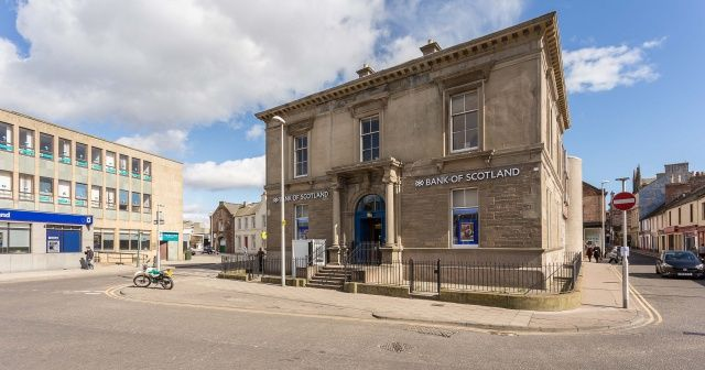 Thumbnail Flat for sale in 39 Commerce Street, Arbroath, Angus