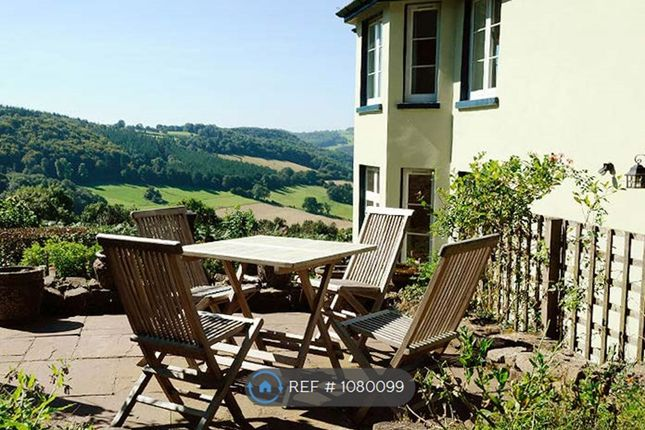 1 bed end terrace house to rent in Hewelsfield, Glos GL15
