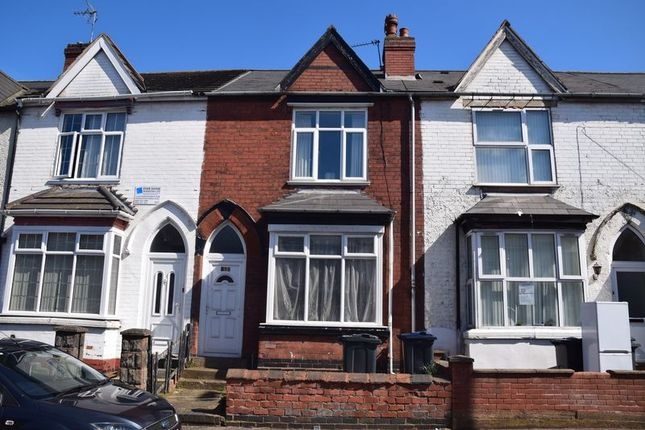 Thumbnail Terraced house to rent in Sladefield Road, Saltley, Birmingham