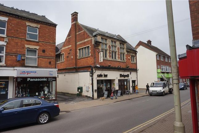 Thumbnail Commercial property for sale in 18 Coventry Road, Market Harborough, Leicestershire