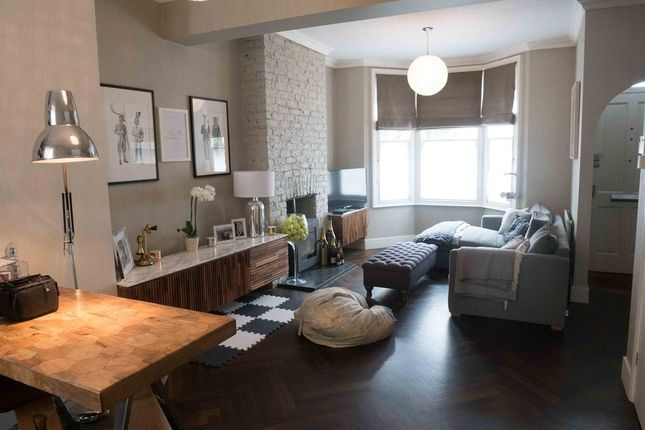 Thumbnail Property to rent in Brecon Road, Fulham